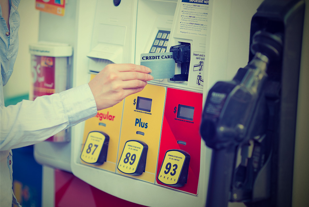 4 Things You Should Be Doing At the Gas Pump: Protect Your Money