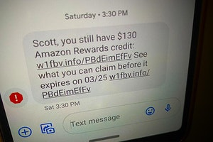 Have You Claimed Amazon Rewards Credit? You May Have Been Scammed