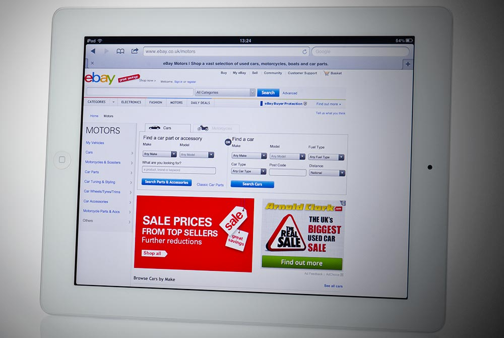 eBay Motors Scams: See It In Person Before You Buy