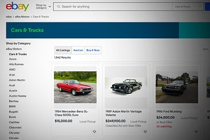 eBay Vehicle Purchase Protection Scam: Check Before You Buy