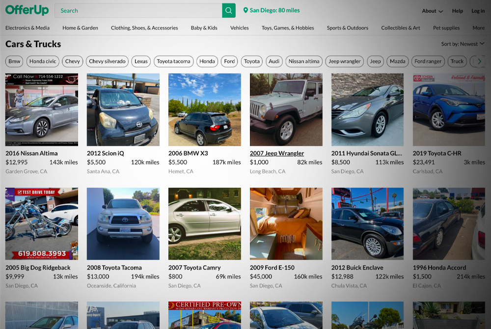 OfferUp Car Scams: Red Flags to Look Out For