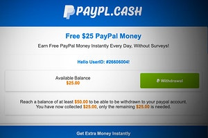 Free PayPal Money Scams: Don't Believe the Hype, It's a Scam